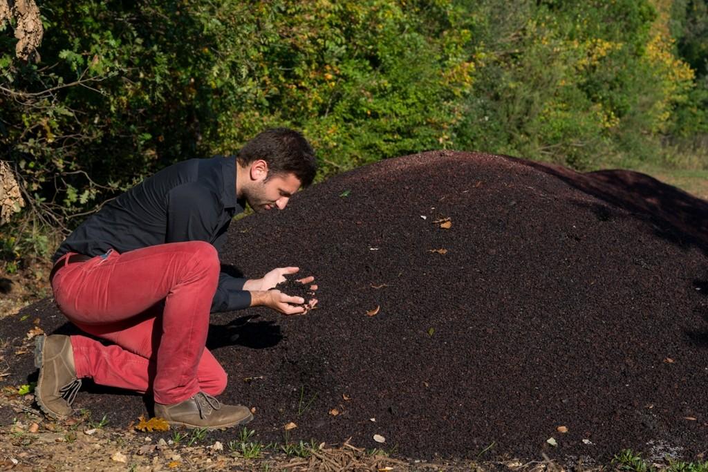 julian e il compost - biodinamica